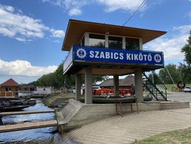 Szabics Kikötő és Szabadidőpark – Tiszaörvény