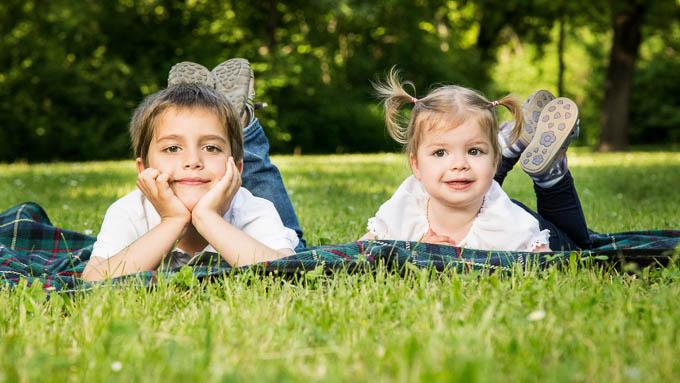 Tisza-tavi fotótippek: tavaszi gyerekfotók