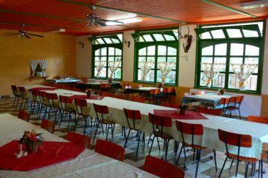 Halász Vendéglő, étterem – Nagykörű