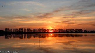 Egy tisza-tavi naplementés fotóval nem lehet melléfogni… :)