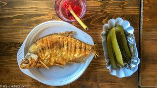 Sült halat hol egyek a Tisza-tónál? Ezeket ajánljuk!