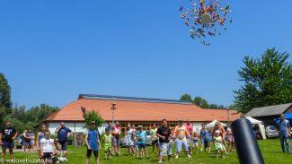 Ott voltunk: 5. Abádszalóki Tisza-tó tortája