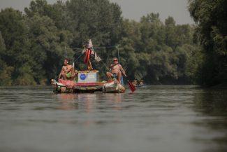 Indul a PET Kupa kalózkodás a Felső-Tiszán