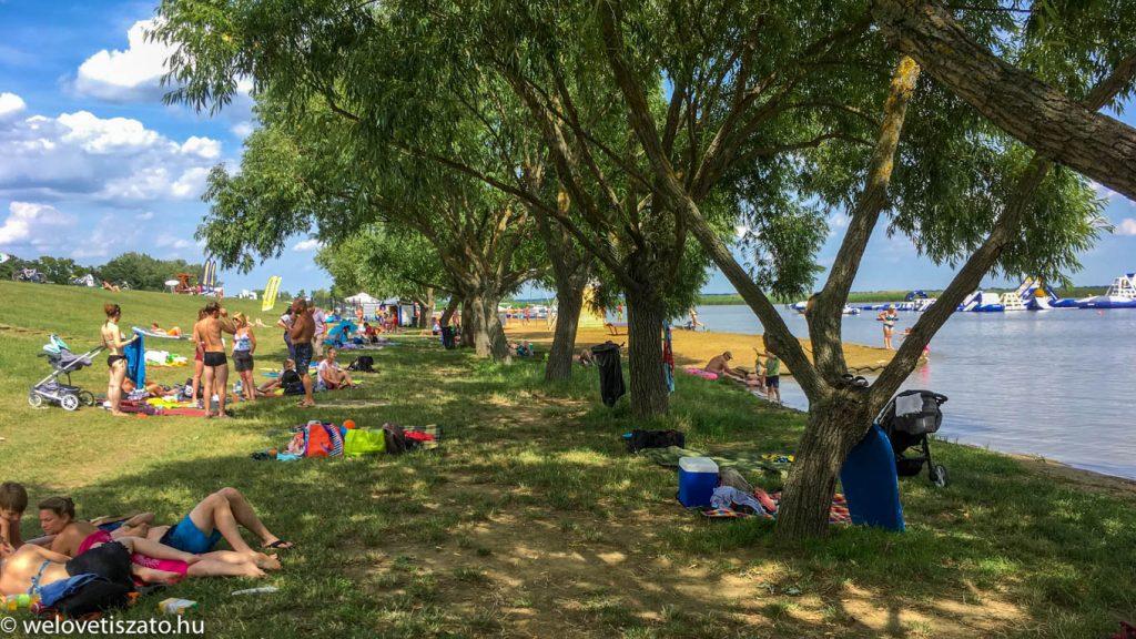 Strandteszt: Sarud, a Tisza-tó aranypartja