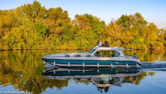 Őszre egy nyaralóhajós hétvége a Tisza-tavon? Jöhet?!