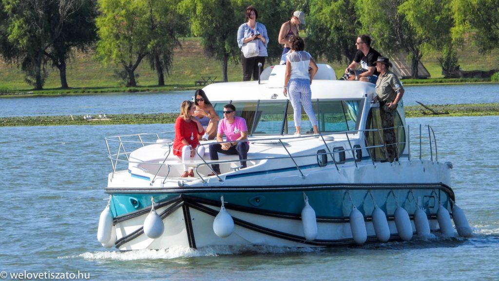 Tiszai Nyaralóhajózás, topligába kerül a Tisza-tó