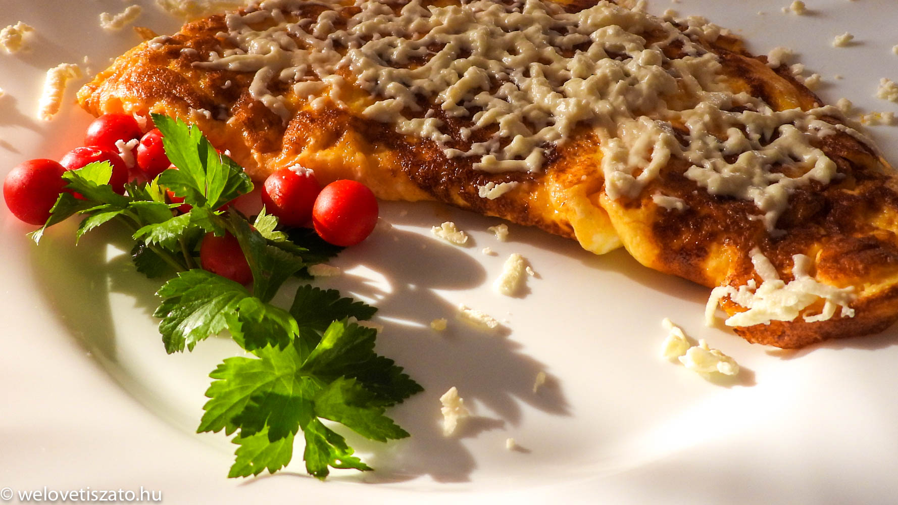 Füzes Sajtműhely Poroszló - omlett
