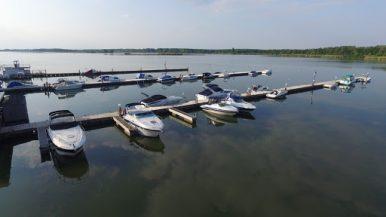 Abádi Kikötő, Sport és Horgászhajó Kikötő – Abádszalók