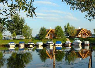 Kormorán Kikötő, kölcsönző, szálláshely – Tiszaörvény