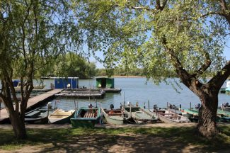Városi Kikötő – Tiszafüred