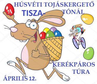TÖRÖLVE! – Húsvéti Tojáskergető a Tisza-tónál-Tiszafüred