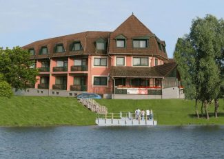 Hableány Hotel és Étterem – Tiszaörvény