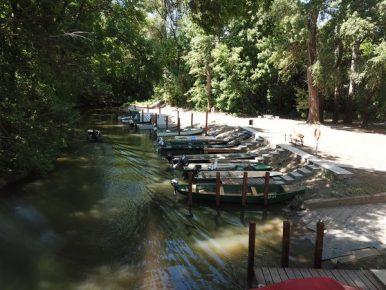 Sulymos Kikötő – Tiszabábolna csónakbérlés