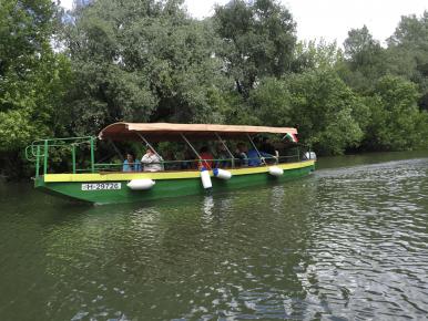 Top-túra túraszervezés a Tisza-tónál