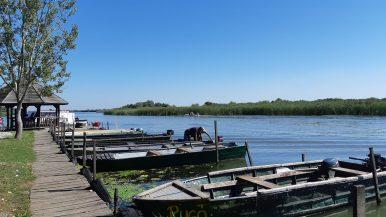 Csicsman Kikötő, csónakbérlés – Poroszló