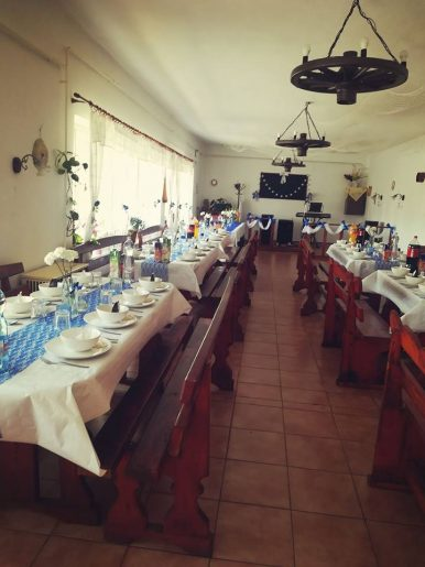 Ladik Halászcsárda, étterem – Poroszló