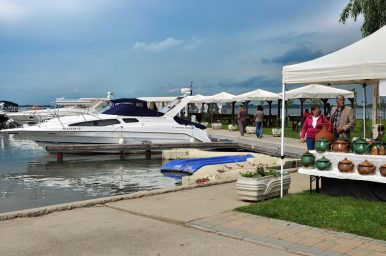 Szalók Yacht Klub – Abádszalók kikötő