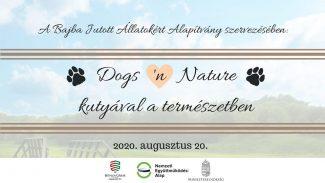 Dogs 'n Nature – kutyával a természetben – Tiszaörvény