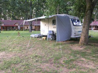 Tóparti Camping – Tiszafüred