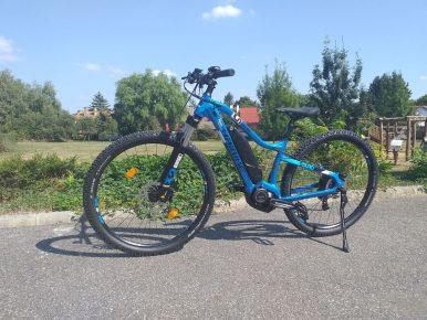 Darvak nappali megfigyelése e-kerékpárral – Hortobágy