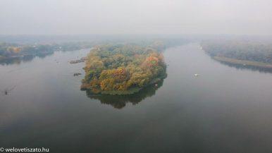 Tisza-tó gáthasználat és téli vízszint: téli üzem