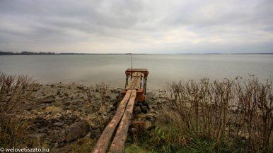 Tisza-tó téli vízszint – csak fagyna már!