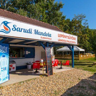 Sarudi Mandola Lepénysütöde – Sarud