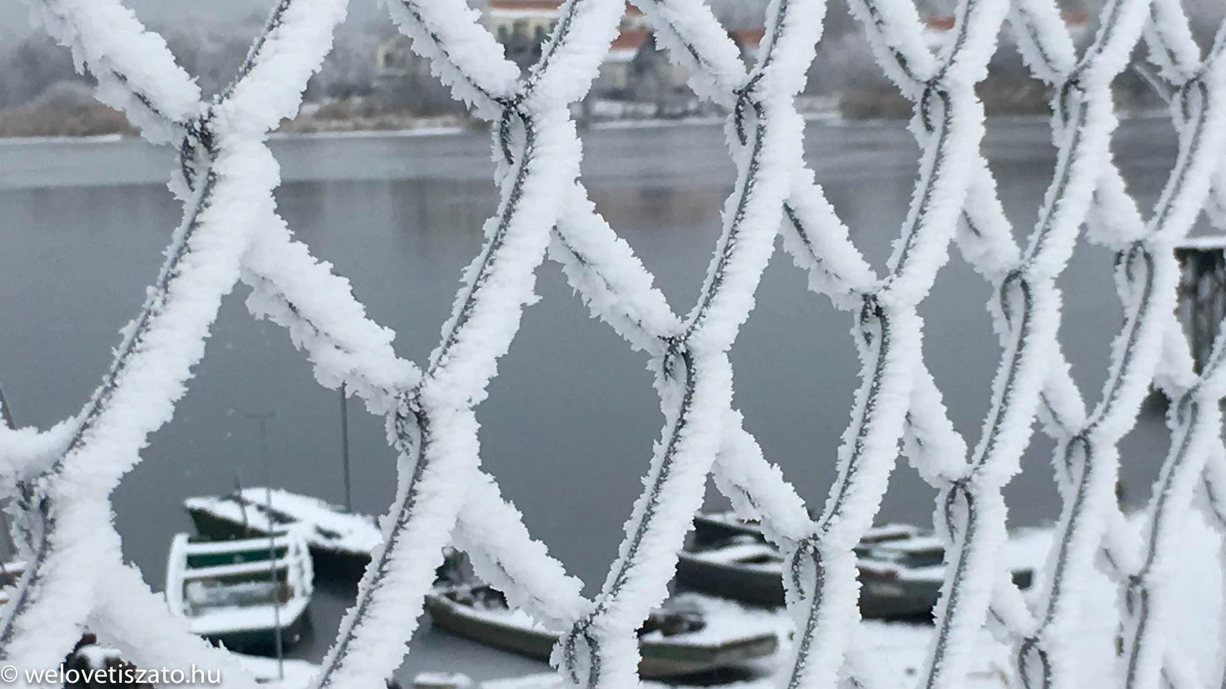 Tisza-tó téli program