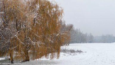 Évindító: Tisza-tó téli túra (bár jó lenne egy jégtúra)