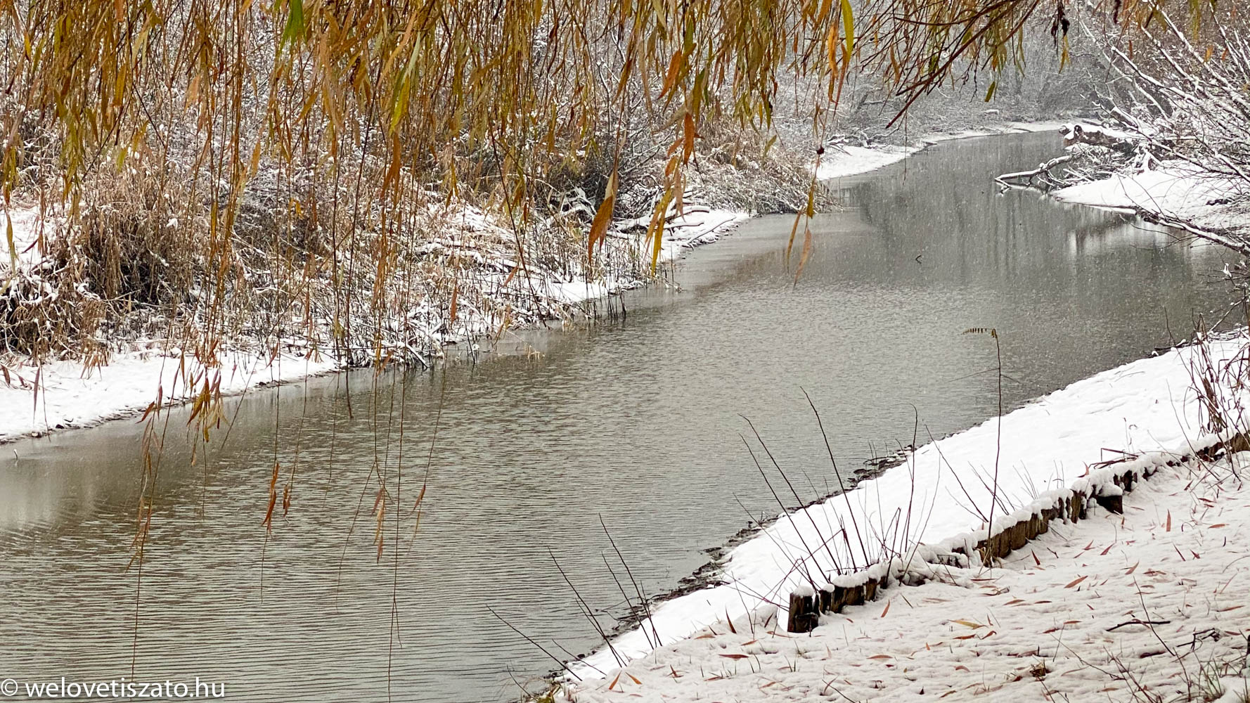 Tisza-tó téli túra és jégtúra