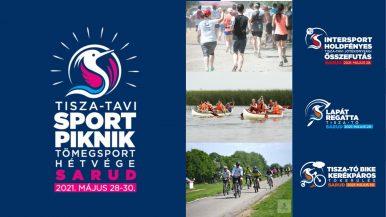 I.Tisza-tavi Sport Piknik, Tömegsport Hétvége – Sarud