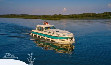 Nyaralóhajózás a Tisza-tónál – Kisköre