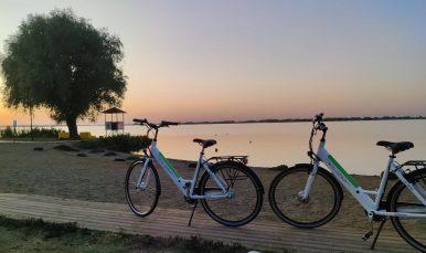 Kerékpárkölcsönző/kerékpáros kiegészítők- Abádszalók