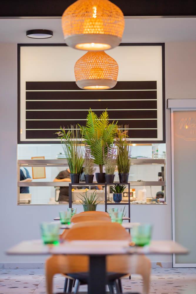 Mariska étterem belső tér