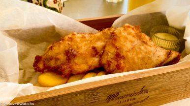 Hello Fish and chips! Szeretitek? Megmutatjuk hol nem fogtok mellé…